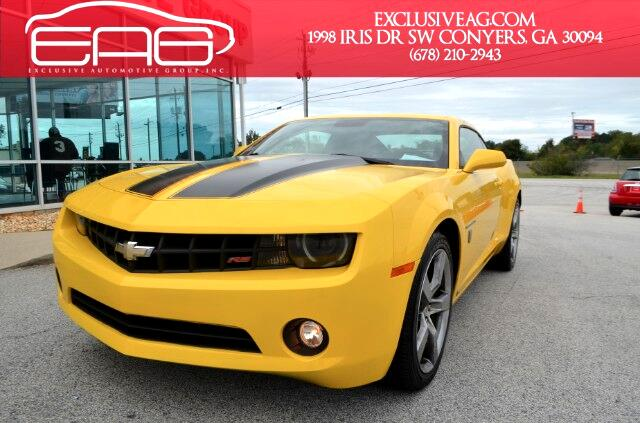 2010 Chevrolet Camaro Visit Exclusive Automotive Group online at exclusiveagcom to see more pictur