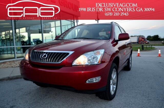 2009 Lexus RX 350 Visit Exclusive Automotive Group online at exclusiveagcom to see more pictures o