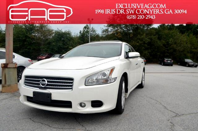 2011 Nissan Maxima Visit Exclusive Automotive Group online at exclusiveagcom to see more pictures