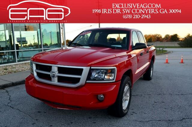 2010 Dodge Dakota Visit Exclusive Automotive Group online at exclusiveagcom to see more pictures o