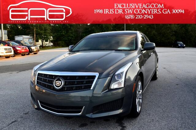 2013 Cadillac ATS Visit Exclusive Automotive Group online at exclusiveagcom to see more pictures o