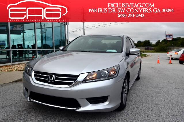 2013 Honda Accord Visit Exclusive Automotive Group online at exclusiveagcom to see more pictures o