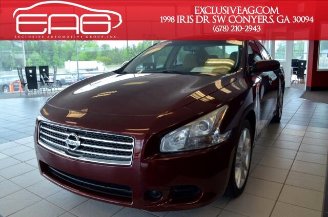 2010 Nissan Maxima Visit Exclusive Automotive Group online at exclusiveagcom to see more pictures