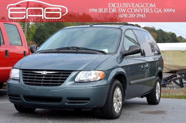 2007 Chrysler Town  Country Visit Exclusive Automotive Group online at exclusiveagcom to see more