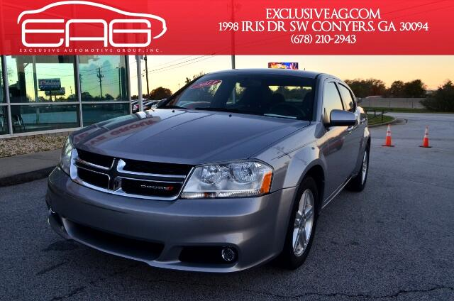 2013 Dodge Avenger Visit Exclusive Automotive Group online at exclusiveagcom to see more pictures