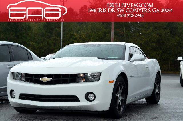 2012 Chevrolet Camaro Visit Exclusive Automotive Group online at exclusiveagcom to see more pictur