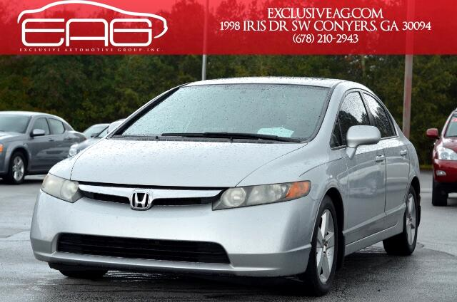2007 Honda Civic Visit Exclusive Automotive Group online at exclusiveagcom to see more pictures of