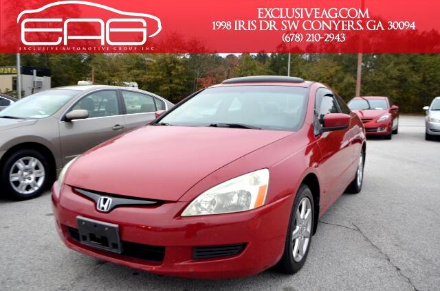 2004 Honda Accord Visit Exclusive Automotive Group online at exclusiveagcom to see more pictures o