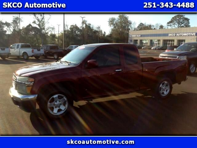2009 GMC Canyon Work Truck Ext. Cab 2WD
