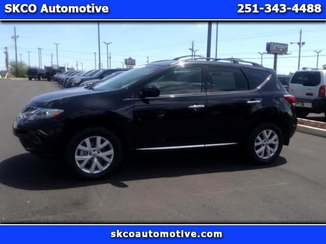 2014 Nissan Murano FWD 4dr SV