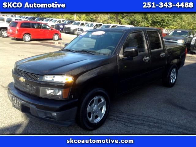 2011 Chevrolet Colorado 1LT Crew Cab 2WD