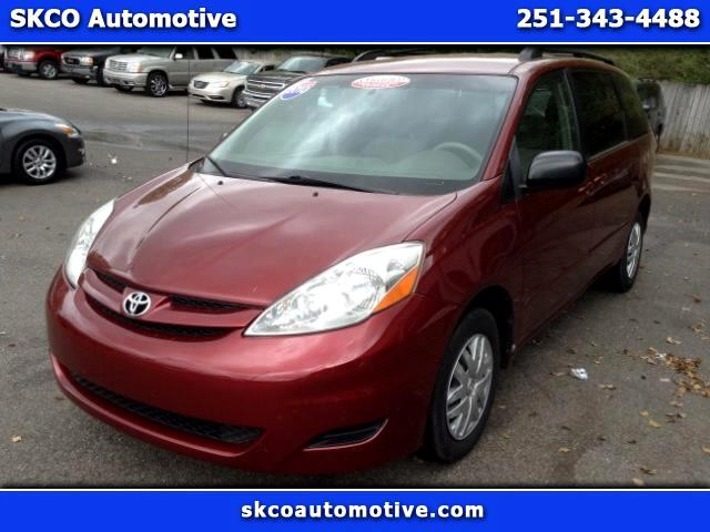 2010 Toyota Sienna 5dr 7-Pass Van LE FWD Mobility (Natl)
