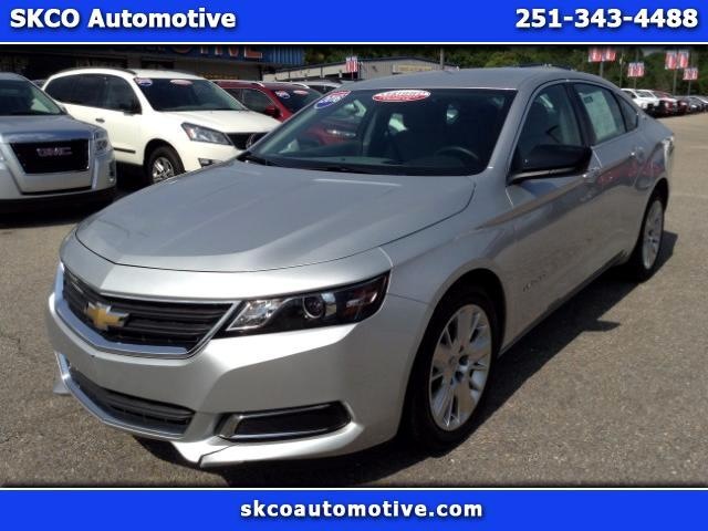 2016 Chevrolet Impala LS Fleet