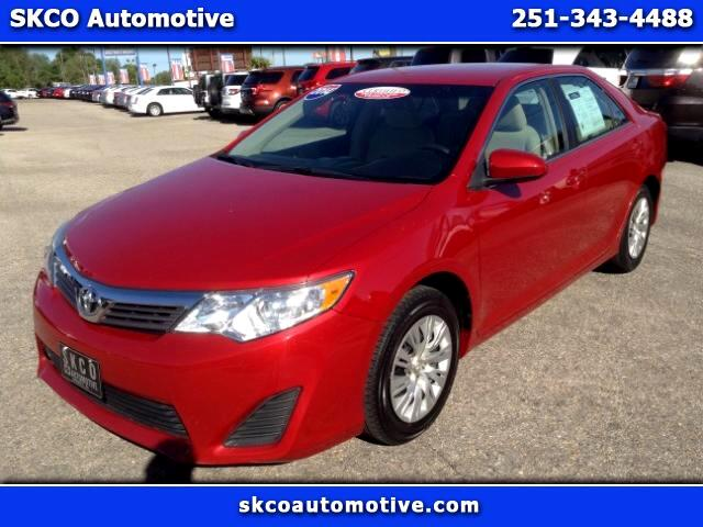 2014 Toyota Camry 4dr Sdn I4 Auto L (Natl)