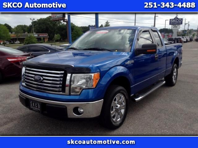 2012 Ford F-150 XL SuperCab 6.5-ft. Bed 2WD