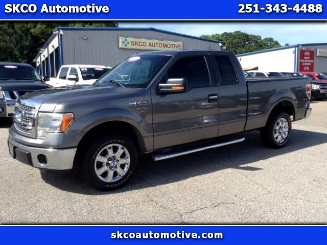 2014 Ford F-150 XLT SuperCab Short Bed 2WD
