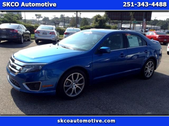 2012 Ford Fusion 4dr Sdn V6 SEL FWD