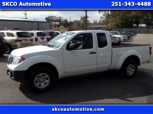 2013 Nissan Frontier King Cab 4x2 S Auto