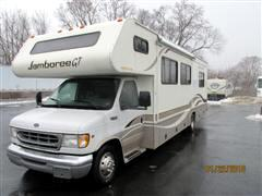2000 Ford Class A Motorhome Chassis