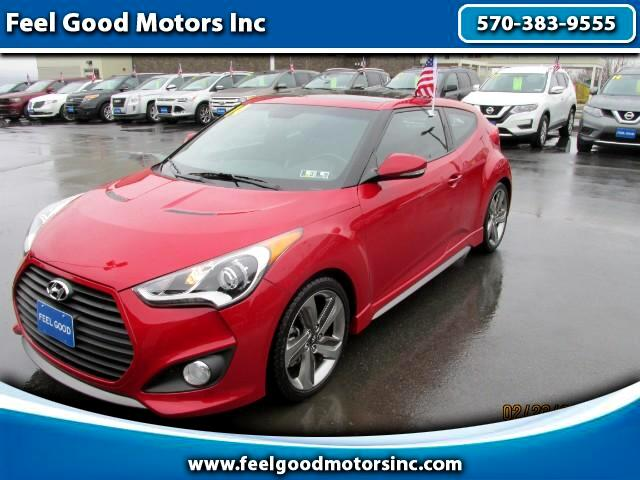 2014 Hyundai Veloster Turbo 6AT