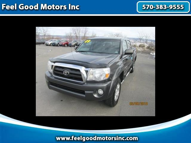 2009 Toyota Tacoma 4WD Double Cab V6 AT TRD Pro (Natl)