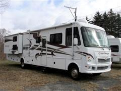 2008 Ford Stripped Chassis Motorhome