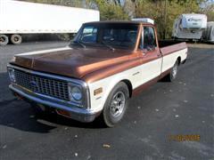 1972 Chevrolet Trucks C10