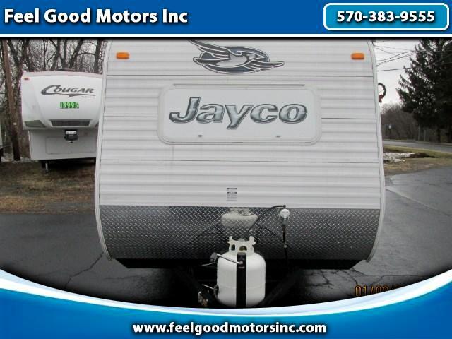 2014 Jayco Jay Flight Swift 165 RB