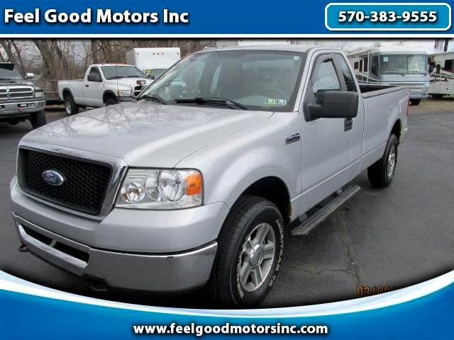 Used 2007 Ford F 150 Regular Cab 4wd Xlt For Sale In
