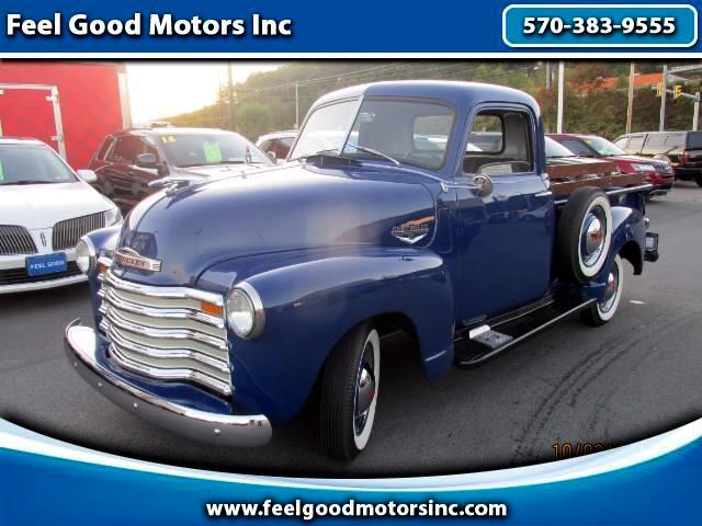 1949 Chevrolet 3100 Base