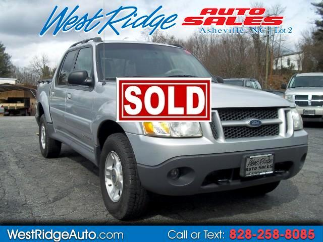 2002 Ford Explorer Sport Trac 4WD