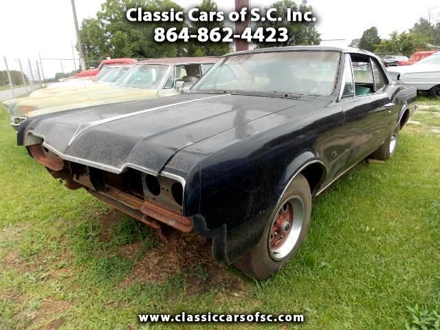 1966 Oldsmobile Cutlass F-85