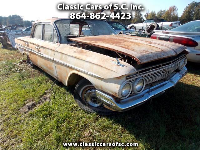 1961 Chevrolet Impala 4dr Sdn