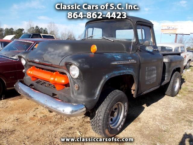 1956 Chevrolet 1/2 Ton Pickups 4x4