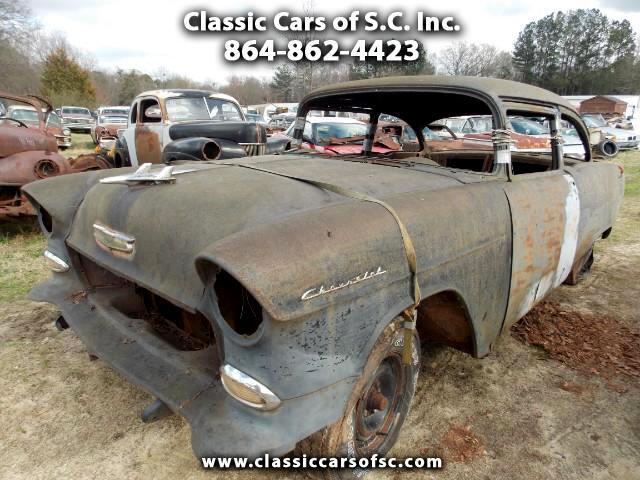 1955 Chevrolet BelAir 2-Door Sedan