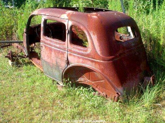 1935 Ford Fordor