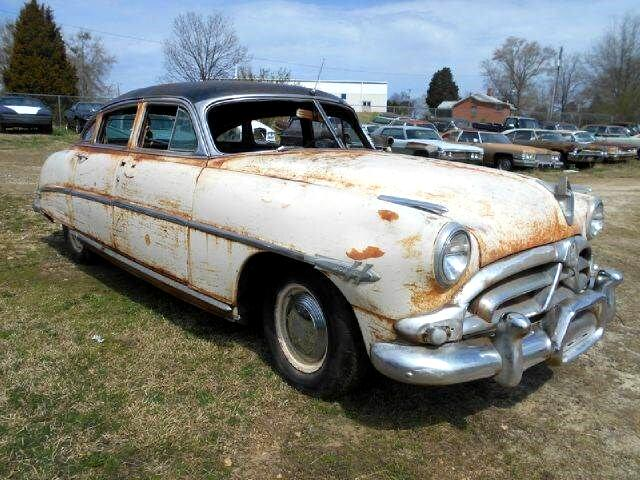 1952 Hudson Commodore