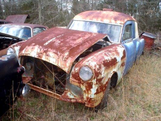 1952 Packard Deluxe 8 Flower Car hearse