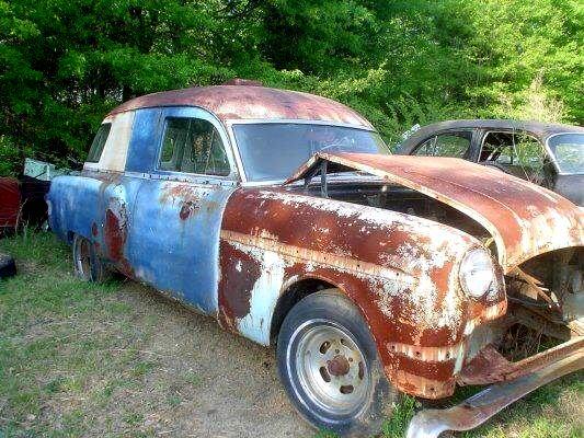 1952 Packard Deluxe 8