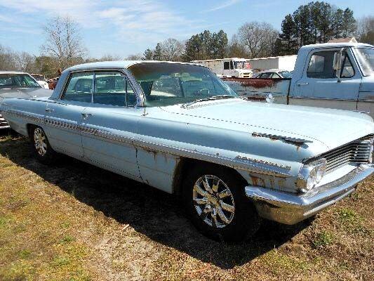 1962 Pontiac Bonneville 4-Door
