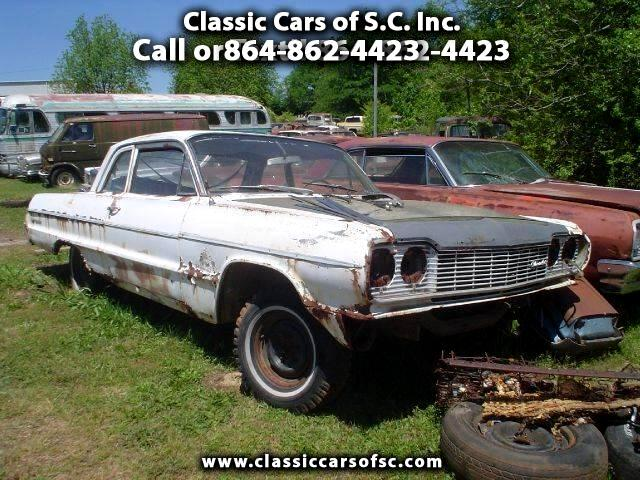 1964 Chevrolet Bel Air 2-Door