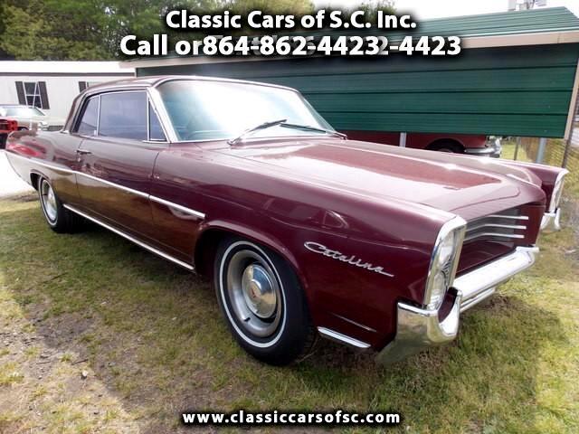 1964 Pontiac Catalina Coupe