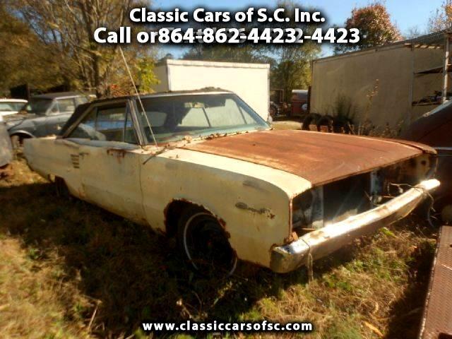 1966 Dodge Coronet 2-Door Hardtop