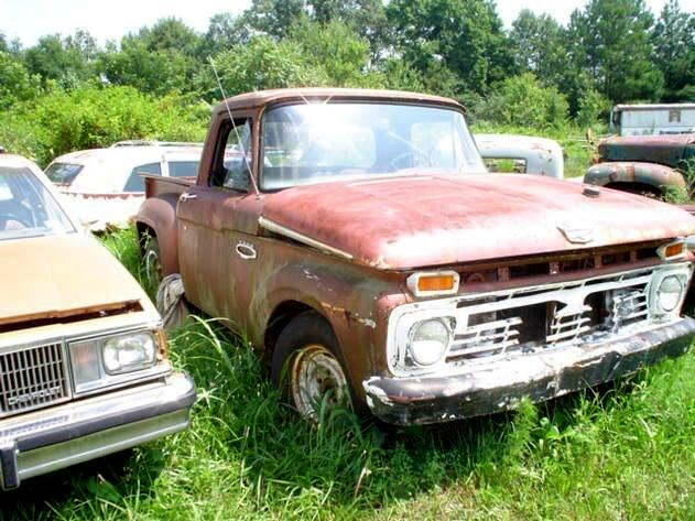 1966 Ford Pick-up Truck