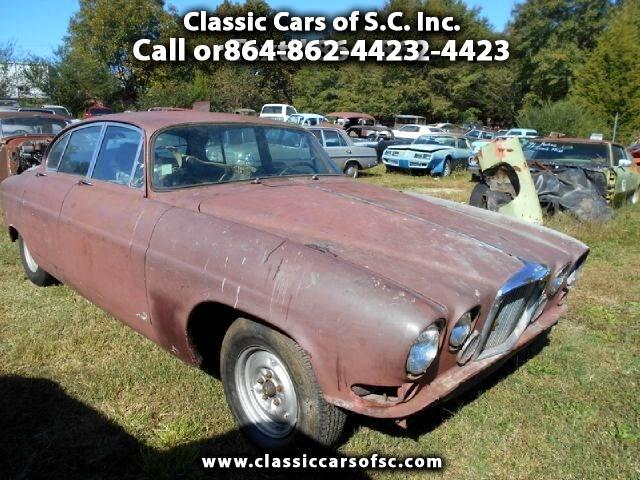 1966 Jaguar Mark V