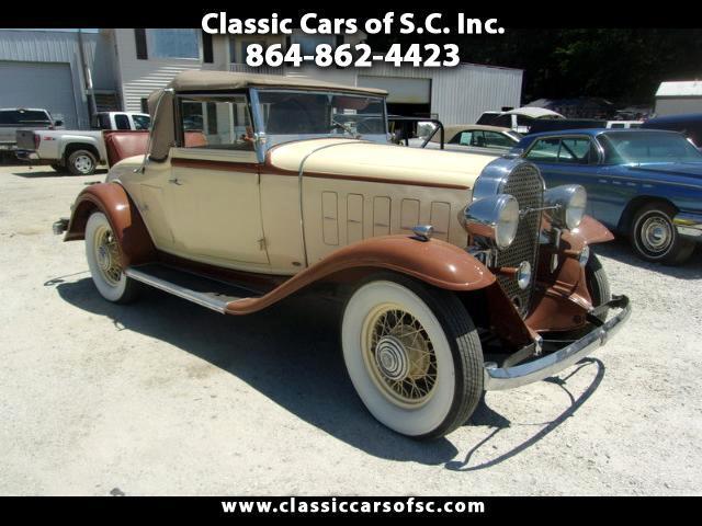 1932 Buick Model 57 56-C