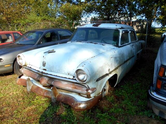 Used 1953 ford customline 4 door for sale in gray court sc for 1953 ford customline 4 door