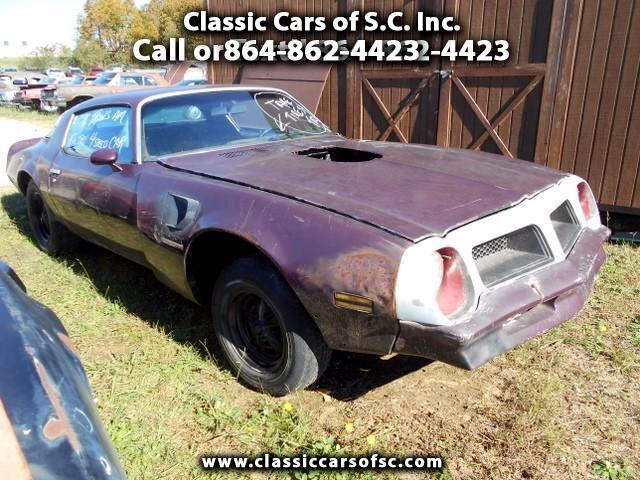 1976 Pontiac Trans Am Coupe