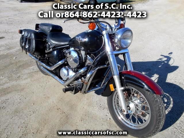 1999 Kawasaki VN800-B