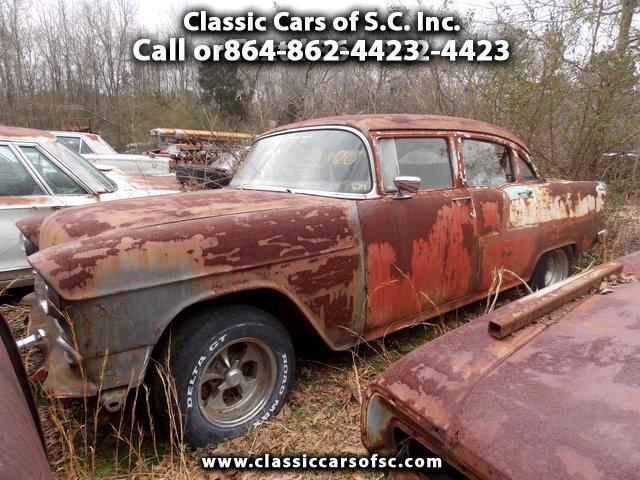1955 Chevrolet 210 4-Door